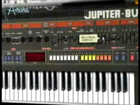 Jupiter 8 Plugin