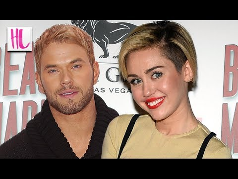 Miley Cyrus Hooking Up With Kellan Lutz