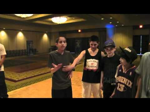 ICONic Boyz at NRG Tour (Phoenix)|Part 2| Interview & BTS| Step X Step Dance