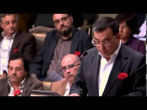 2014/04/23 - Manuel Gomes sobre os documentos de prestação de contas da Câmara Municipal de Cascais