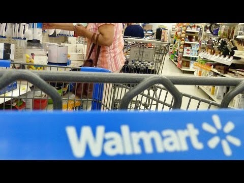 Wal-Mart Blames Weather, Government For 21% Drop In 4Q Profits