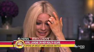 Avril Lavigne Opens Up About Her Struggle With Lyme Disease   Good Morning America   ABC News
