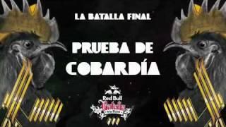 Prueba De Cobardía Red Bull Batalla De Los Gallos La