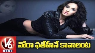 Producers await for Nora Fatehi For Item Song Girl Call Sheets