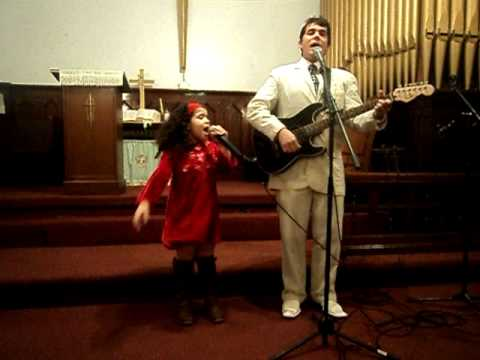 pai e filha canta viuva de naim de Daniel e Samuel