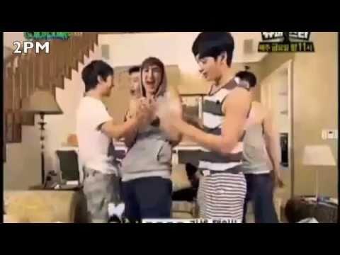 K-Pop Unique Laughs (Super Junior,DBSK,Big Bang, SHINee, 2PM, B2ST & MBLAQ)
