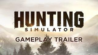 Hunting Simulator - Játékmenet Teaser