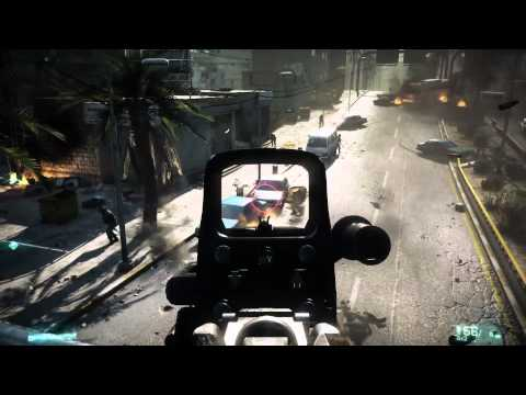 Battlefield 3 'Fault Line' episode 3 trailer