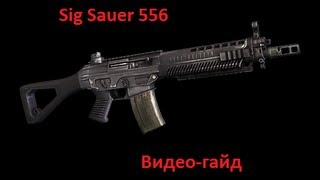 Винтовка Sig sauer 556 / Infestation: Survivor Stories / Оружие