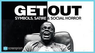 Get Out Explained: Symbols, Satire & Social Horror