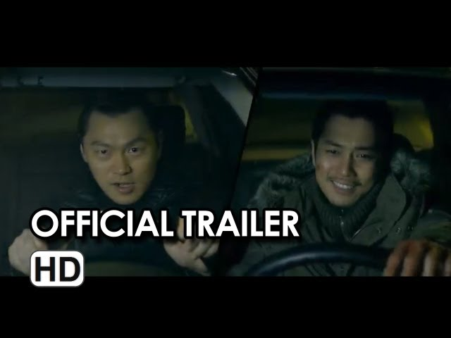 Days of Wrath (응징자) Official Trailer (2013)