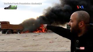 Nga không kích trúng đoàn xe cứu trợ của Thổ Nhĩ Kỳ?