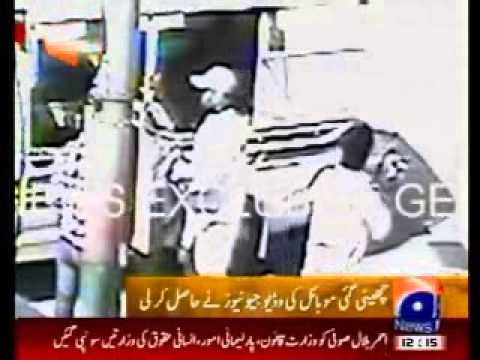 Lyari Gangwar Gangsters using Police Mobiles for kidnaping in Karachi
