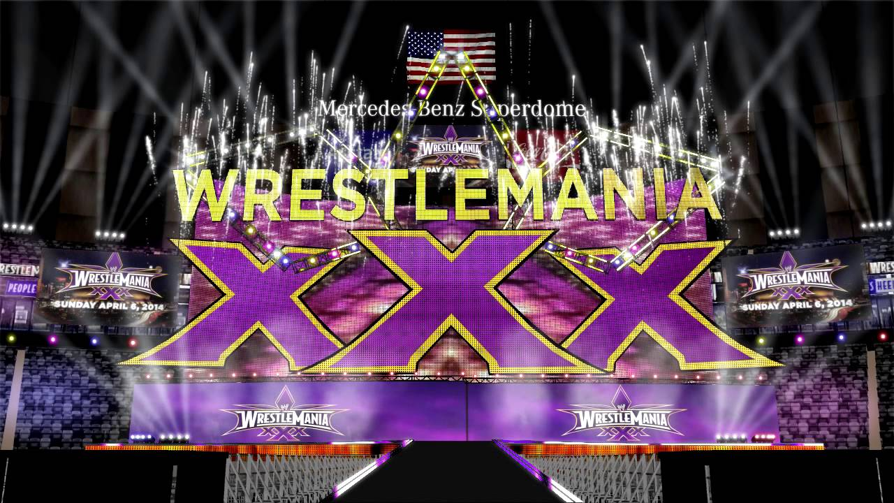 Wwe wrestlemania 31 stage quotes