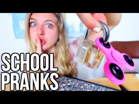 pranks to pull on girls