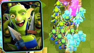 ... Clash Royale update! The Goblin Gang is a group of goblins & spear