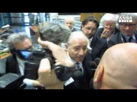 Marcello Dell'Utri latitante, non si sa dov'è - ANSA