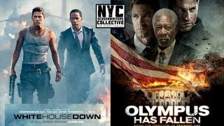 "THE SCRIPT Podcast BSE: ""White House Down"" Vs. ""Olympus"