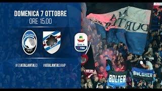 #AtalantaSamp 8ª giornata Serie A TIM 2018-2019