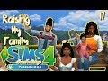 The Sims 4 Parenthood Raising My Family Teenage