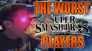 5 Kinds of Smash Players That Everyone Hates