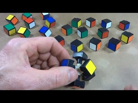 How To Clean And Lube A Rubik's Cube