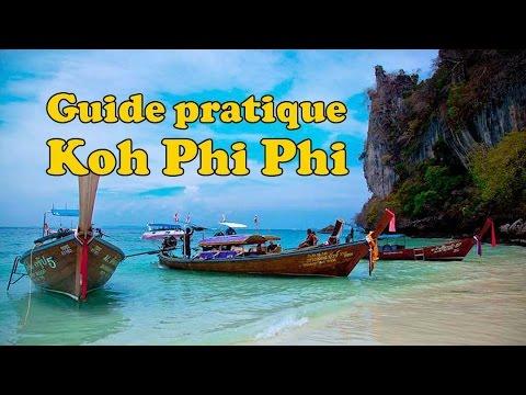 guide vidéo de koh phi phi