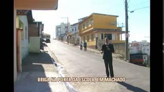V�deo mostra briga entre alunas na porta de escola em Machado
