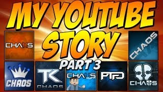 """MY YOUTUBE STORY"" Part 3 - Burns & Kyle, Yeousch, Helping Channels (NHL 94 Anniversary Mode)"