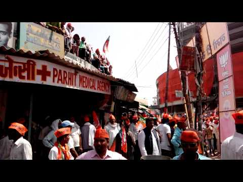 Narendra Modi Rally in varanasi 24 Apr 2014