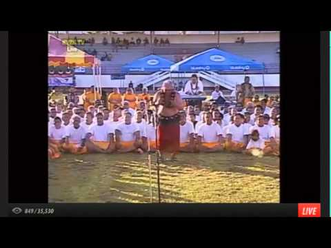 Flag Day 2014 Pago Pago AETO samoa