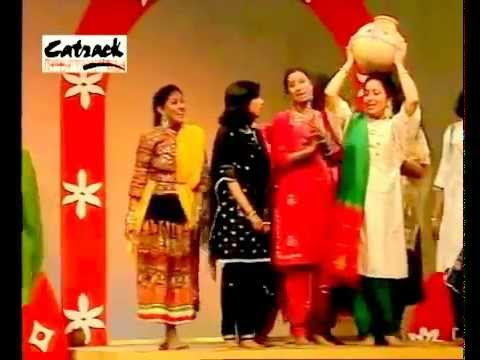 Ghadoli Bhar Aayee Aan - Punjabi Marriage Song - Geet Shagna De - Catrack