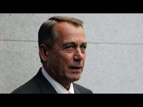 Speaker John Boehner: GOP fought the good fight