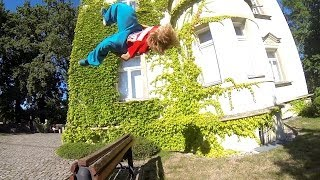Rudi 10 Years Old Parkour & Freerunning Dresden