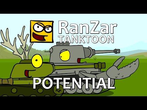 Tanktoon #72 - Potential