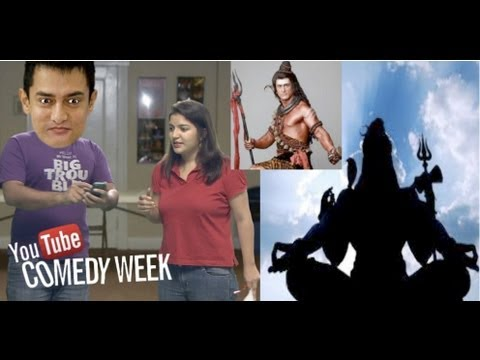 Aamir Khan Auditions for Mahadev