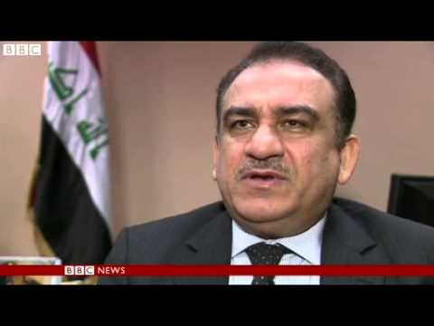 BBC News   Iraq violence  PM urges Fallujah to oust militants