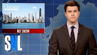 Weekend Update on Church's Celibacy Rule - SNL