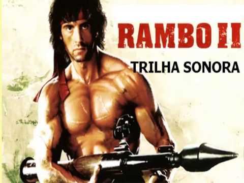 TRILHA SONORA -  RAMBO II (Completo)