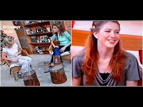 Como hacer Imitacion Corteza - Bricolage 2000 Marina Capano - Desde Casa 2008 Bibiana Alvarez Roldan