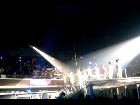 [Fancam] 110129 - SS3 Singapore - Part Five