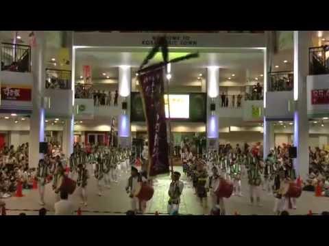 エイサーナイト2015/07/04(土)@コザミュージックタウン1F音楽広場