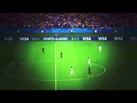 Antoine Griezmann vs Honduras World Cup 2014