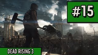Dead Rising 3 - Gameplay Walkthrough - Part 15 Sexy Man Suits