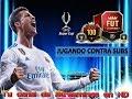FIFA 18 JUGANDO CON SUBS FUT CHAMPIONS EN DIRECTO