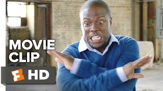 Central Intelligence Movie CLIP - I'm Out (2016) - Dwayne Johnson, Kevin Hart Movie HD