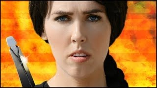 Miley Cyrus Wrecking Ball (Catching Fire)