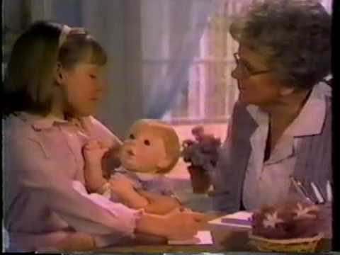 1980s Real Baby Commercial Youtube