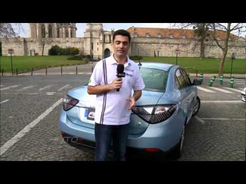 Renault Fluence ZE diretamente da Europa
