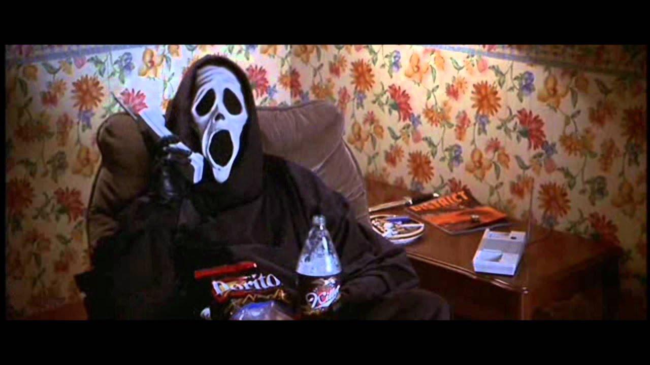 Scary movie WAZZUP! - YouTube Scary Movie 1 Scream Wazzup